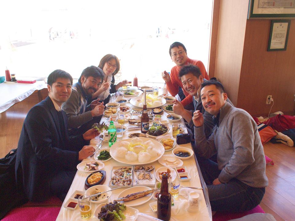 韓国ソウル大学での学会出席ならびに見学