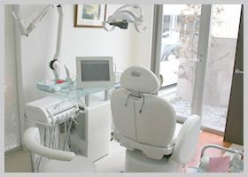 予防歯科専用個室