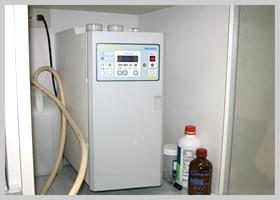 高圧ガス滅菌器